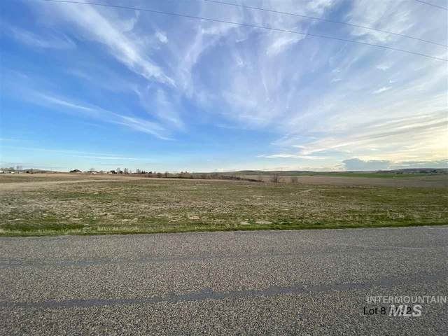 TBD SE 4th Ave Lot 8, Blk 2, New Plymouth, ID 83655 (MLS #98761434) :: Juniper Realty Group