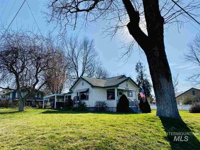 1403 Maple St, Clarkston, WA 99403 (MLS #98761477) :: Beasley Realty