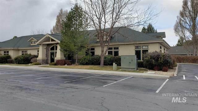 1411 Falls Ave East Ste. 703, Twin Falls, ID 83301 (MLS #98761487) :: Minegar Gamble Premier Real Estate Services