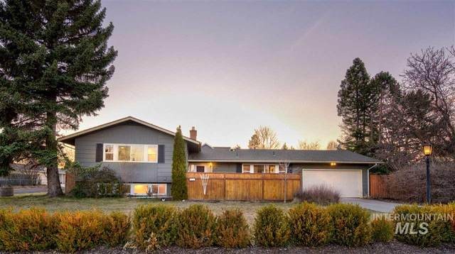 721 Park, Moscow, ID 83843 (MLS #98761518) :: Boise Home Pros
