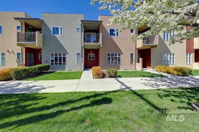1463 W Grand Ave. #102, Boise, ID 83702 (MLS #98761519) :: Full Sail Real Estate