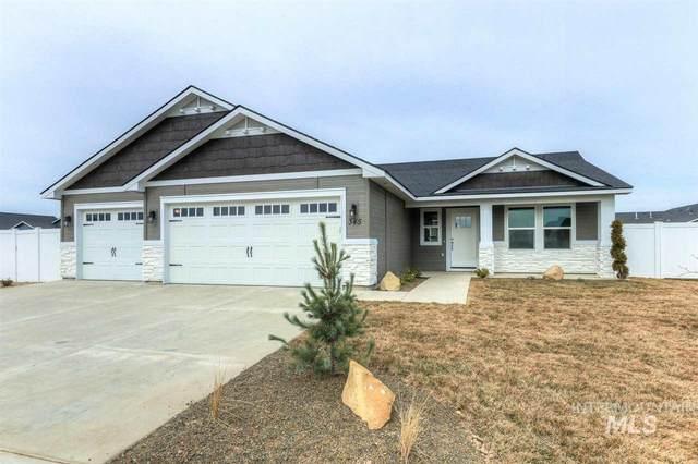 345 Brown Bear Way, Fruitland, ID 83619 (MLS #98761525) :: City of Trees Real Estate