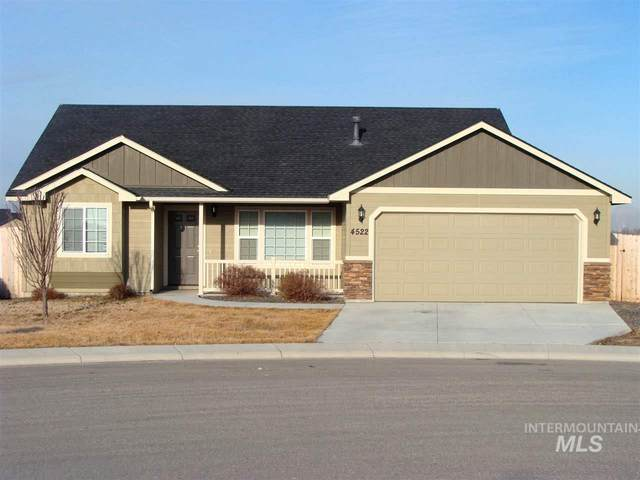4522 Autumn Leaf Avenue, Caldwell, ID 83607 (MLS #98761526) :: Jon Gosche Real Estate, LLC