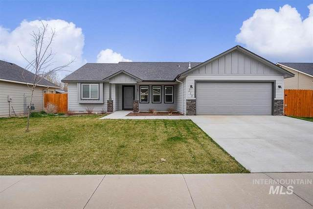 210 Mitchell, Wilder, ID 83676 (MLS #98761555) :: City of Trees Real Estate