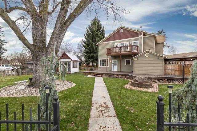 1216 W Boise Ave, Boise, ID 83706 (MLS #98761565) :: Michael Ryan Real Estate