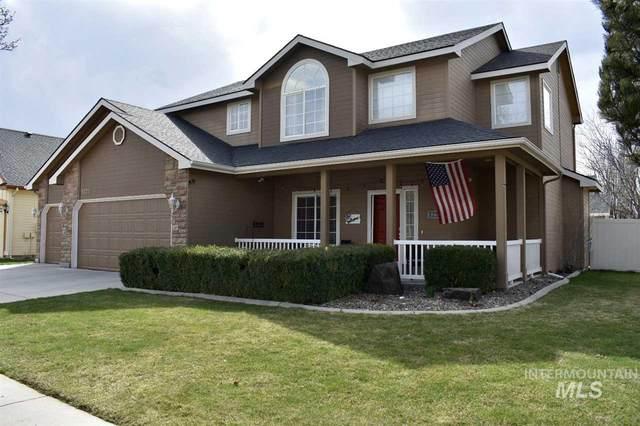 5373 N Dvorak Pl, Meridian, ID 83646 (MLS #98761591) :: Full Sail Real Estate