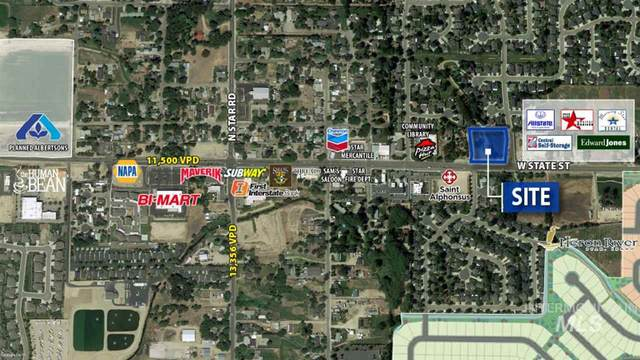 10474 & 10580 W State Street, Star, ID 83669 (MLS #98761609) :: Build Idaho