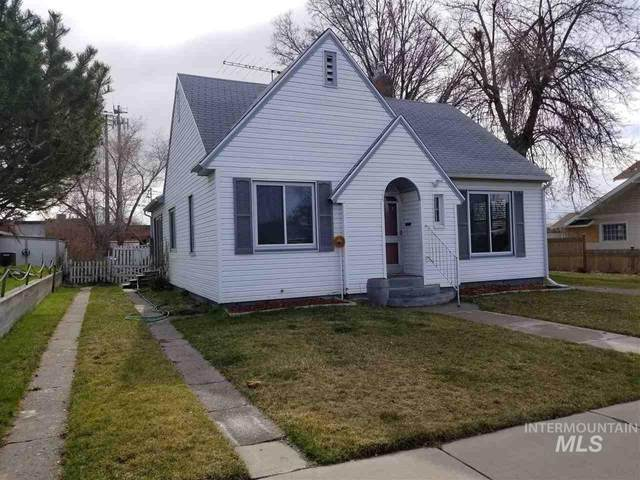 205 N 9th Ave, Buhl, ID 83316 (MLS #98761639) :: Adam Alexander