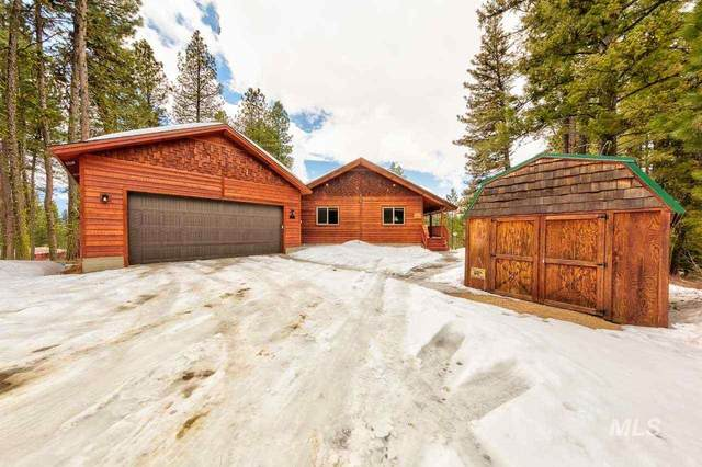 421 Whispering Timbers, Cascade, ID 83611 (MLS #98761645) :: Boise River Realty