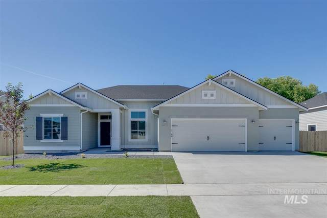 6543 E Benson St., Nampa, ID 83687 (MLS #98761678) :: Minegar Gamble Premier Real Estate Services