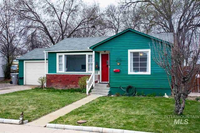 717 N Pond St, Boise, ID 83706 (MLS #98761685) :: Full Sail Real Estate