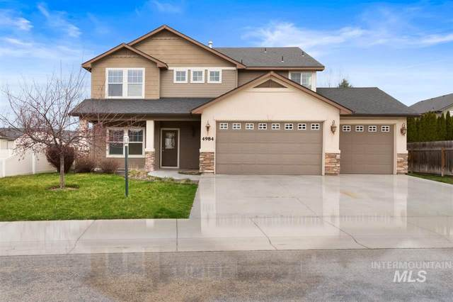 4984 N Lolo Pass, Meridian, ID 83646 (MLS #98761688) :: City of Trees Real Estate