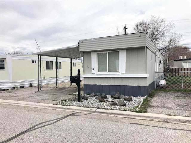 314 W Cherry Lane #13 #13, Meridian, ID 83642 (MLS #98761695) :: Team One Group Real Estate