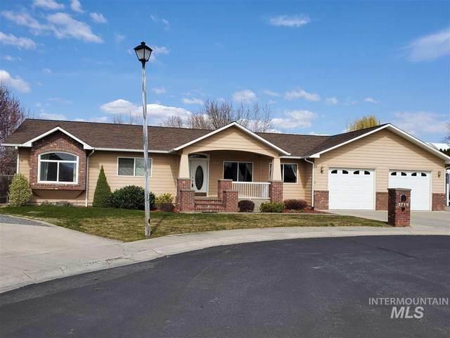 3711 11th St. C, Lewiston, ID 83501 (MLS #98761700) :: Boise Home Pros
