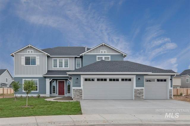 6560 E Benson St., Nampa, ID 83687 (MLS #98761702) :: Jon Gosche Real Estate, LLC