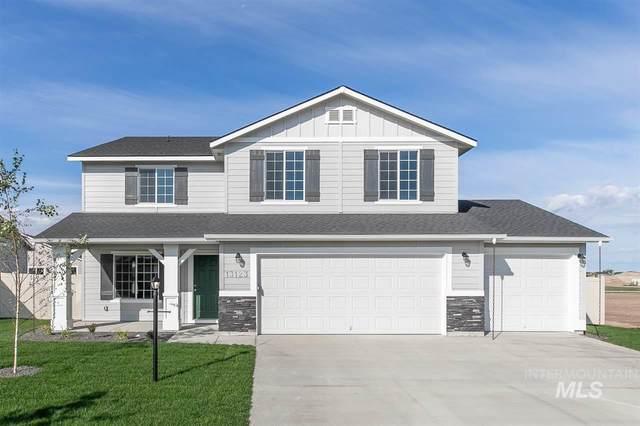 16881 N Brookings Way, Nampa, ID 83687 (MLS #98761716) :: Minegar Gamble Premier Real Estate Services