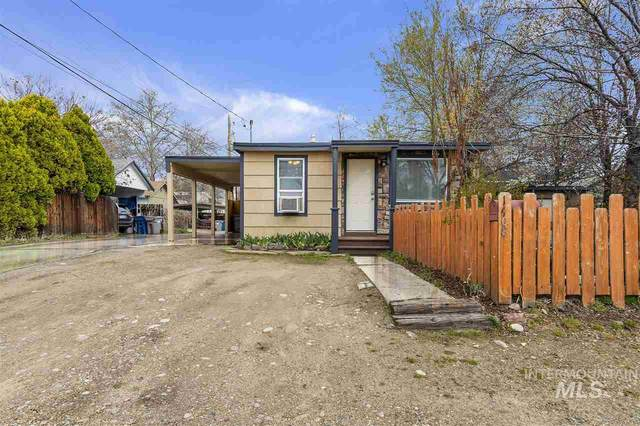 1408 W Rossi St, Boise, ID 83706 (MLS #98761751) :: Navigate Real Estate