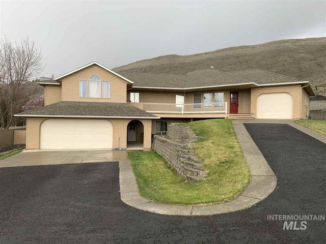 358 Reservoir Dr., Lewiston, ID 83501 (MLS #98761781) :: Boise River Realty