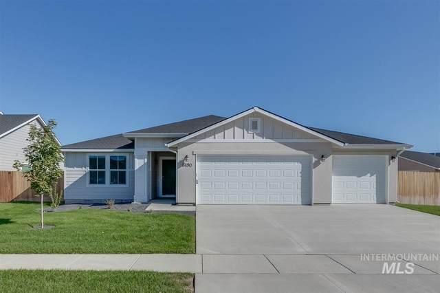 6624 E Benson St., Nampa, ID 83687 (MLS #98761782) :: Minegar Gamble Premier Real Estate Services