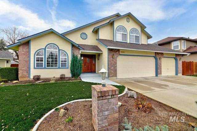9849 W Caraway Ct, Boise, ID 83704 (MLS #98761783) :: New View Team