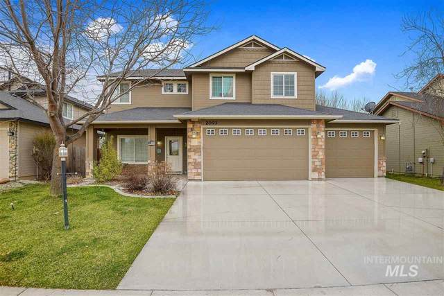 2093 W Apgar Creek, Meridian, ID 83646 (MLS #98761839) :: Idaho Real Estate Pros
