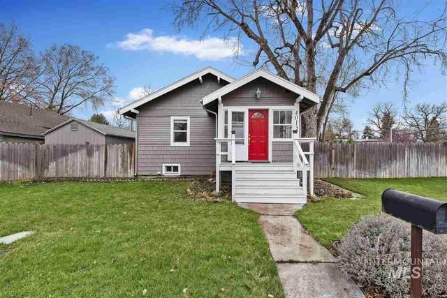 4013 W Rose Hill St, Boise, ID 83705 (MLS #98761857) :: Boise Home Pros