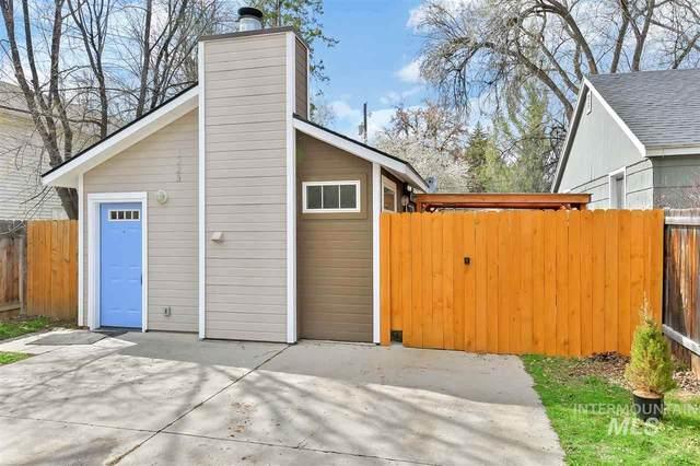 1823 S Broxon St, Boise, ID 83705 (MLS #98761886) :: Boise Home Pros
