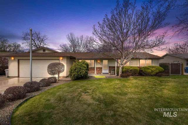 10672 W Alliance St, Boise, ID 83713 (MLS #98761897) :: Michael Ryan Real Estate