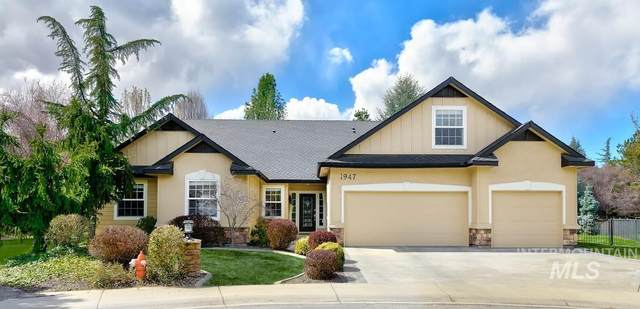 1947 S Riverford Place, Eagle, ID 83616 (MLS #98761939) :: Full Sail Real Estate