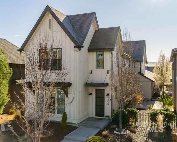 2866 S Trailwood Way, Boise, ID 83716 (MLS #98761942) :: Navigate Real Estate