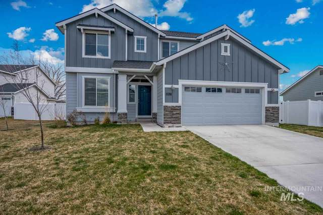 1126 S Kalahari Ave., Kuna, ID 83634 (MLS #98761949) :: Juniper Realty Group