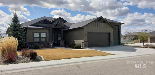 389 E Whiskey Flats Street, Meridian, ID 83642 (MLS #98761950) :: Navigate Real Estate