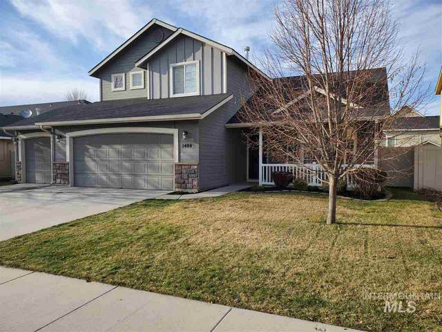 1484 E Mona Lisa, Meridian, ID 83642 (MLS #98761959) :: Navigate Real Estate
