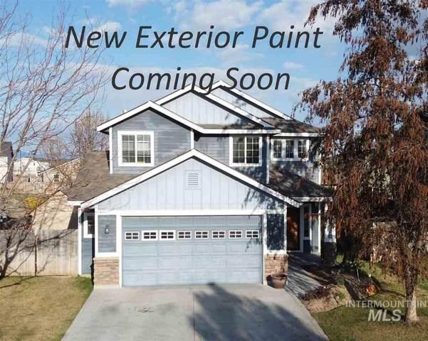 17672 Dark Zebra, Nampa, ID 83687 (MLS #98761968) :: Boise Home Pros