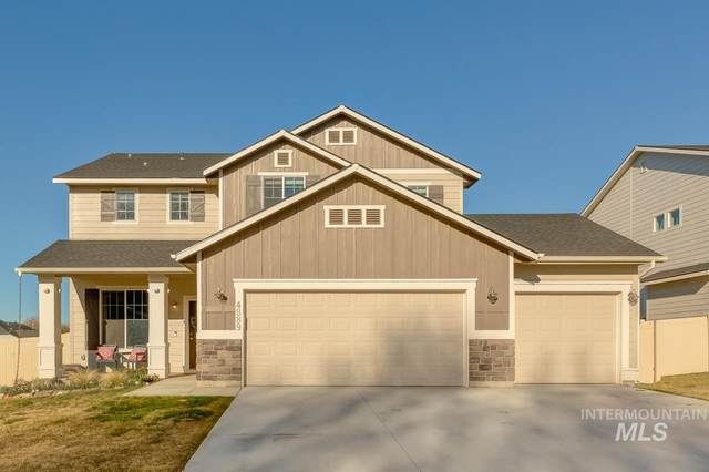 4889 S Pinto Ave., Boise, ID 83709 (MLS #98761989) :: Boise River Realty