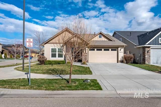 7870 S Snow Bird Ave, Boise, ID 83716 (MLS #98762018) :: Navigate Real Estate