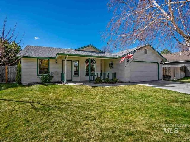 5693 S Tecoma Pl., Boise, ID 83716 (MLS #98762027) :: Navigate Real Estate