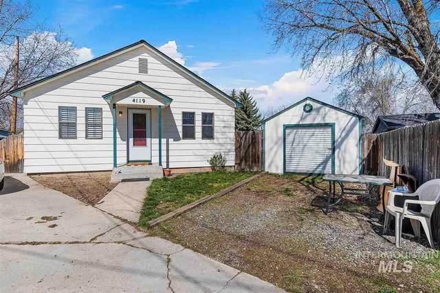 4119 N Vera St., Boise, ID 83704 (MLS #98762037) :: Michael Ryan Real Estate