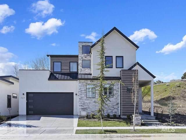 727 E Brooktrail Lane, Eagle, ID 83616 (MLS #98762074) :: Haith Real Estate Team