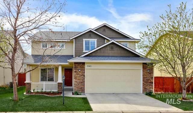 3565 E Trail Bluff Lane, Boise, ID 83716 (MLS #98762097) :: Navigate Real Estate