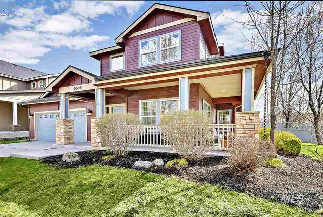 5599 W School Ridge, Boise, ID 83714 (MLS #98762105) :: Beasley Realty