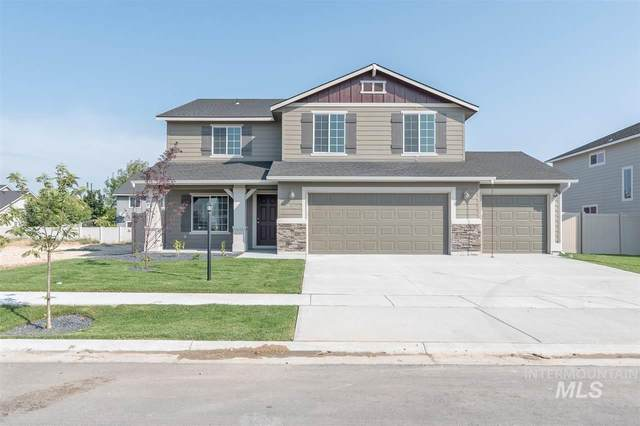 4424 S Merrivale Ave, Meridian, ID 83642 (MLS #98762106) :: Navigate Real Estate