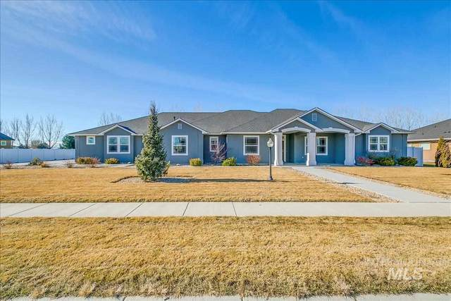 17215 Solomon Dr., Nampa, ID 83687 (MLS #98762117) :: Boise Home Pros