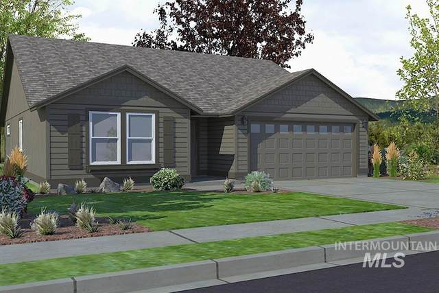 5321 Boomerang Way Lot 42 Block 5, Caldwell, ID 83607 (MLS #98762122) :: Boise Home Pros
