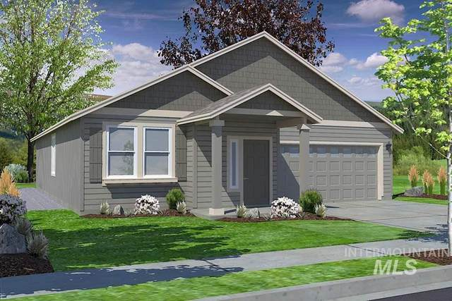 5423 Boomerang Way Lot 37 Block 5 , Caldwell, ID 83607 (MLS #98762123) :: Boise Home Pros