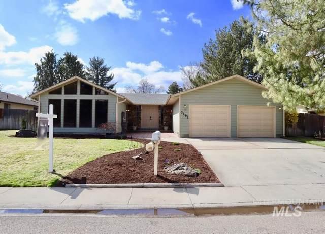 7261 W Modoc Street, Boise, ID 83709 (MLS #98762126) :: Full Sail Real Estate