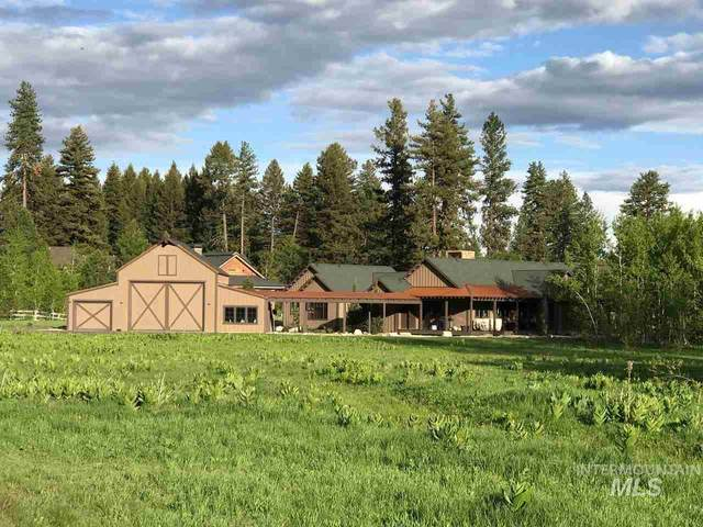 360 Whitetail Drive, Mccall, ID 83638 (MLS #98762188) :: Boise River Realty