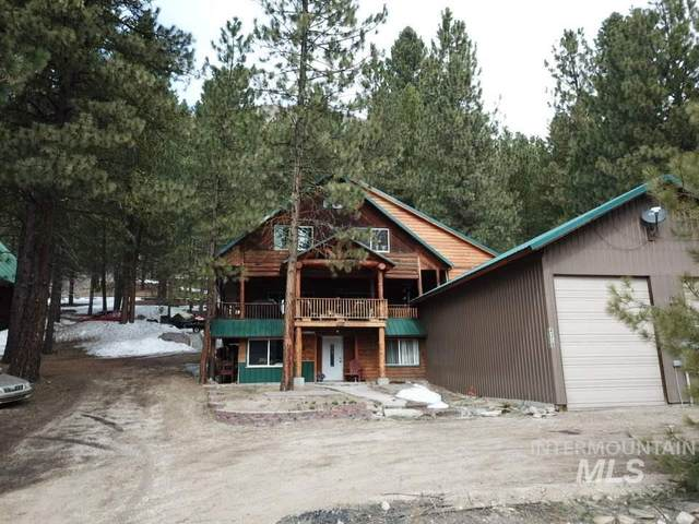4359 N Pine Featherville Rd, Featherville, ID 83647 (MLS #98762222) :: Beasley Realty