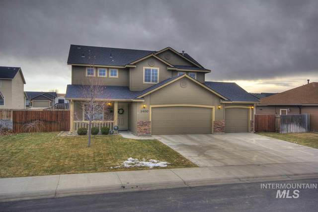 1400 Dry Creek, Mountain Home, ID 83647 (MLS #98762279) :: Boise Home Pros