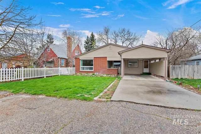 2902 W Grover St, Boise, ID 83705 (MLS #98762296) :: Jon Gosche Real Estate, LLC